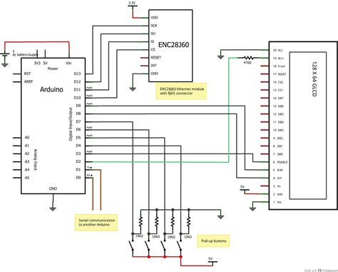 character lcd wiring diagram get free image about wiring