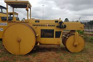 1993 Ingersoll Rand Sd100d Rollers Machinery For Sale In