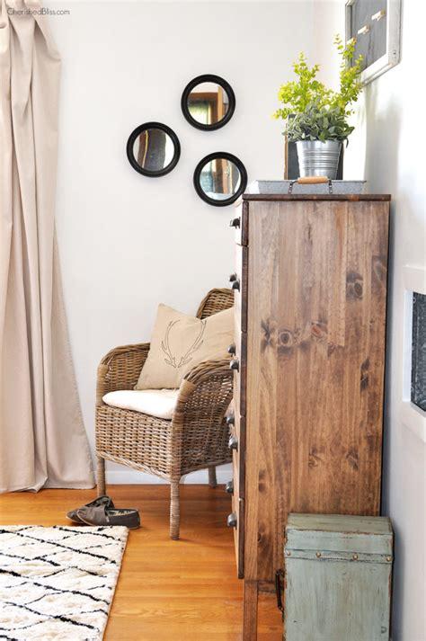 rustic bedroom rustic industrial master bedroom reveal cherished bliss Industrial