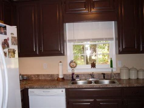 small kitchen paint ideas bloombety great brown color for small kitchen colors