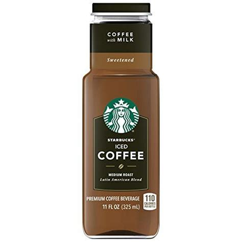 To inspire and nurture the human spirit — one person, one cup and one neighborhood at a time. Starbucks Iced Coffee, Lightly Sweet, 11oz Bottles, 8 Cou... https://www.amazon.com/dp ...