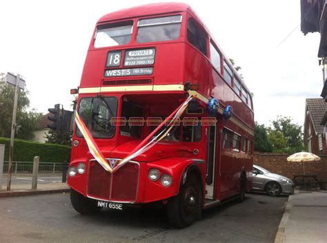 Couple Who Met On A Double Decker Bus Celebrate 60th