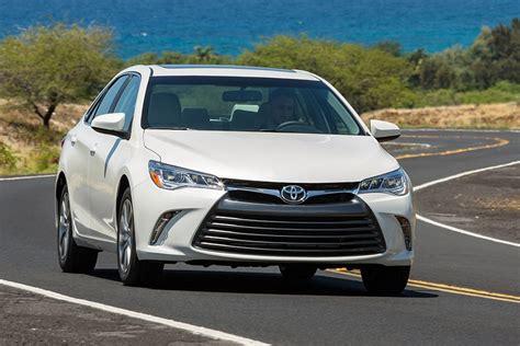 2016 Toyota Camry; Sixspeed Automatic Transmission