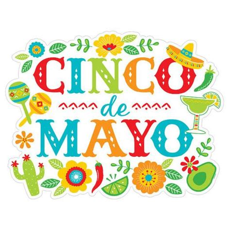Cinco de Mayo Party Supplies | Cinco De Mayo Decorations