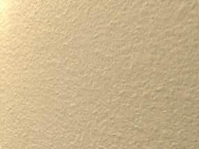 diy orange peel texture  drywall staircase