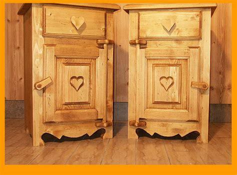 eco meubles de montagne meuble style savoyard