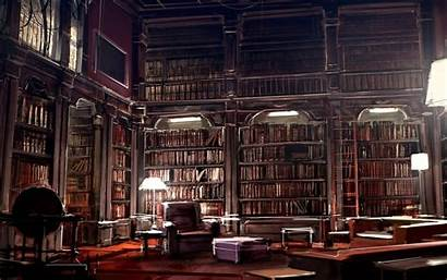 Library Wallpapers