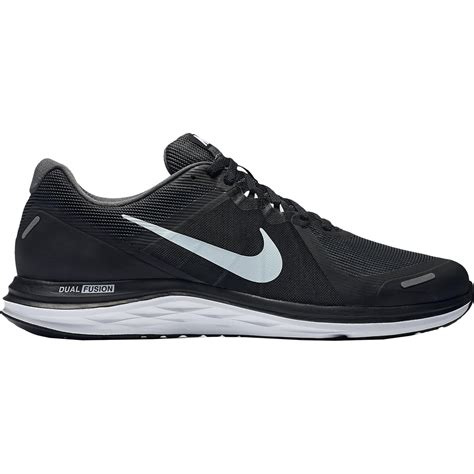 nike dual fusion x 2 erkek spor ayakkabı 819316 001