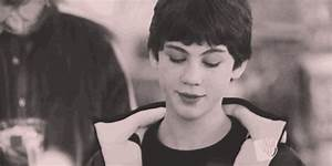 Logan Lerman Animated GIF