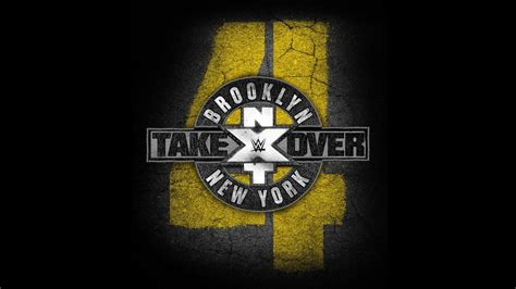 wwe nxt takeover brooklyn  preview yardbarker