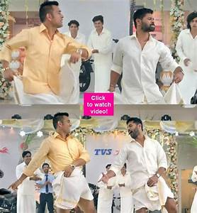 This quirky TVS ad featuring Prabhu Deva and M.S.Dhoni ...
