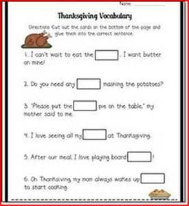 1st grade thanksgiving writing activities project edu hash