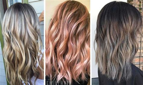 10 Fabulous Summer Hair Color Ideas 2019 Hair Color Trends