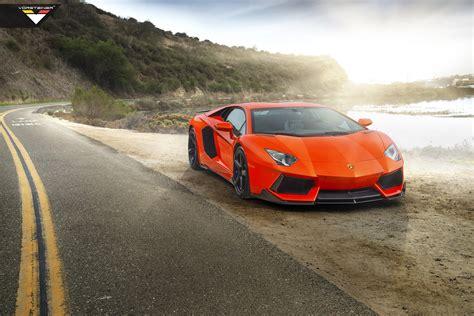 Lamborghini Aventador Wears Vorsteiner Suit And True