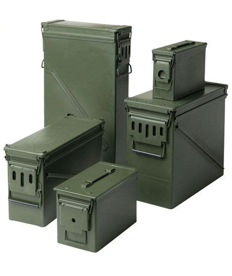 Ammo Boxes, Box Storage And Storage On Pinterest