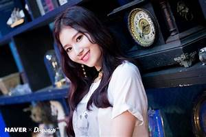 NAVER X DISPATCH TWICE Sana For 39YES Or YES39 MV Shooting