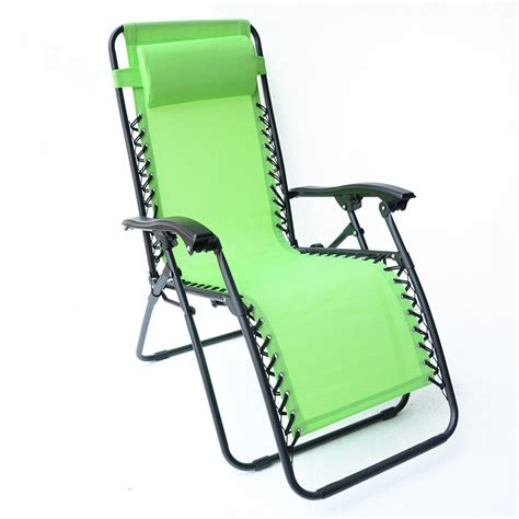 new green patio outdoor chairs yard zero gravity folding