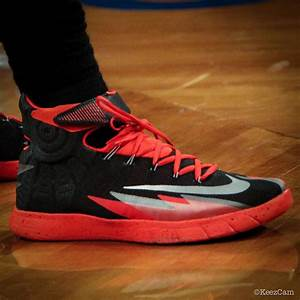 Sole Watch: Up Close At Barclays for Nets vs Raptors ...  Hyperrev