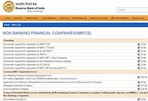The Definitive Guide To Registering An Nbfc In India