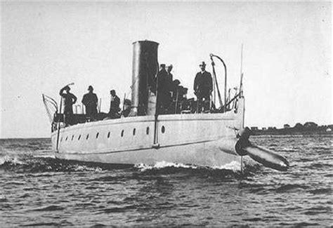 early patrol boats