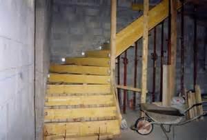 Ferraillage Escalier Balancé by Espaces Verts Et Ma 231 Onnerie