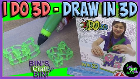 Draw In 3d Marker Pen!!! Can You Draw In 3d?? By