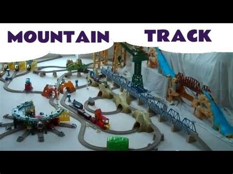 toy trackmaster thomas the train 2 action canyons tidmouth