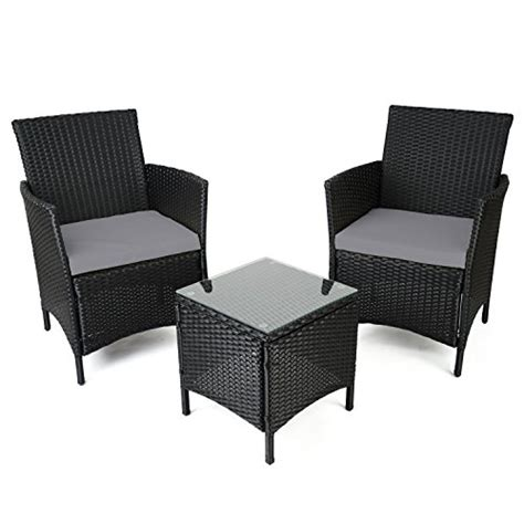 patio rattan wicker table chairs for sale in uk