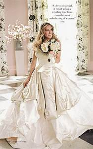 LOVE the wedding! | Carrie bradshaw and Sarah jessica parker