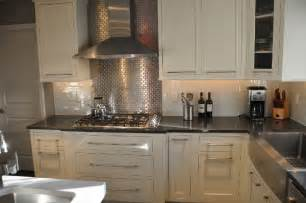 Stainless Steel Backsplashes For Kitchens Considering Stainless Steel Backsplashes To Bold Kitchen Decor Modern Home Design Gallery