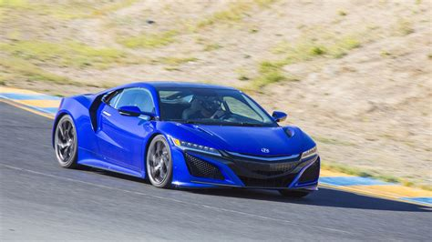 acura nsx order book opens configurator launched