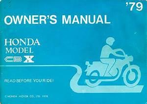 Honda Cbx 1000 Maintenance Manual Pdf Download
