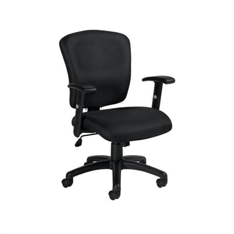 Office Chairs With Arms office chair with arms otg11850b