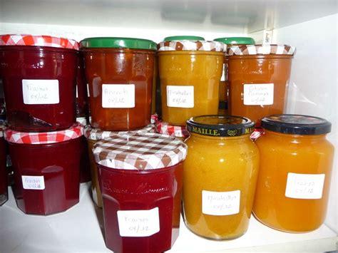 confitures fraises p 234 ches et mirabelles les broderies de nanie