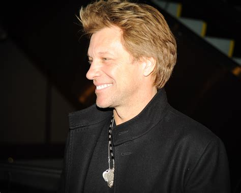 What Bringing Jon Bon Jovi Nyfw Daily Front Row