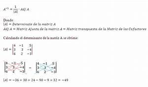 Determinante Berechnen 2x2 : matematicas matrices ~ Themetempest.com Abrechnung