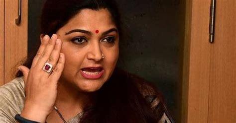 (Kushboo, RK Selvamani): 20 பேரை மட்டும் வைத்து ...