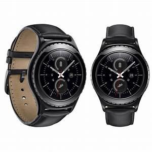 Montre Gear S2 : samsung gear s2 classic contre la montre montre connect es et montres sport ~ Preciouscoupons.com Idées de Décoration