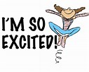 Image result for Excitement Clip Art