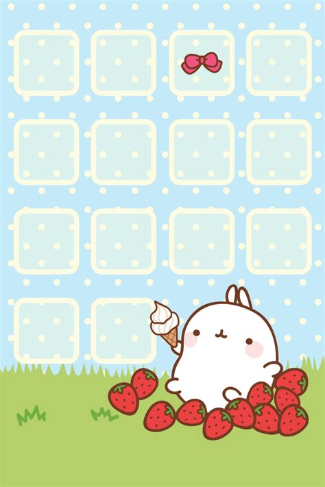 Iphone Kawaii Wallpaper by Home Screen Kawaii Wallpaper Pictures In 2019