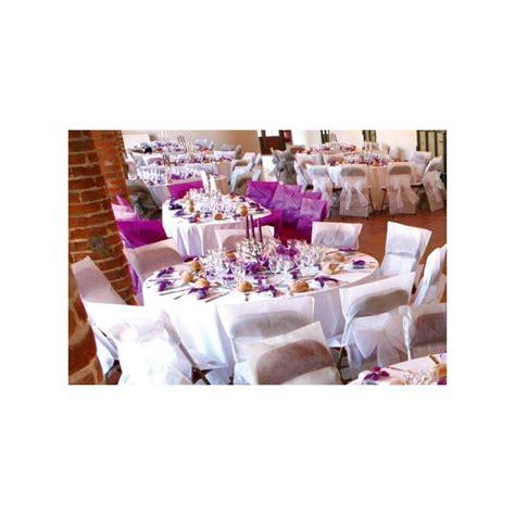 housse de chaise intisse housses de chaise intiss 233 blanc avec noeuds deco chaises mariage f 234 tes