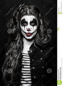 Wicked Scary Evil Girl Clowns