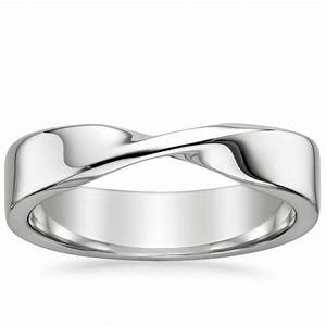 twisted wedding ring mobius brilliant earth With twisted wedding rings