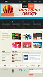 Web Design Company Joomla Template  45002