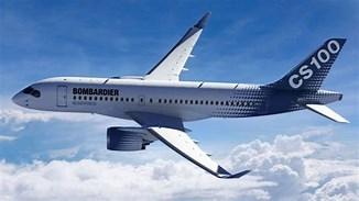 Bombardia airplane