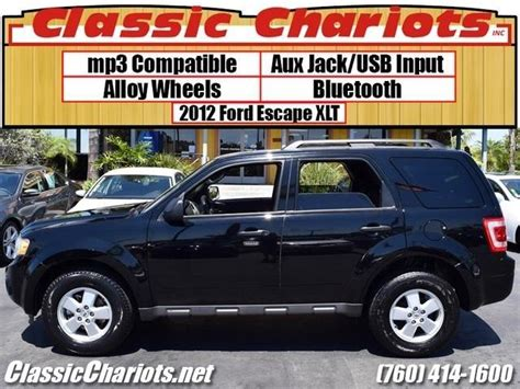 soldused suv    ford escape xlt  mp