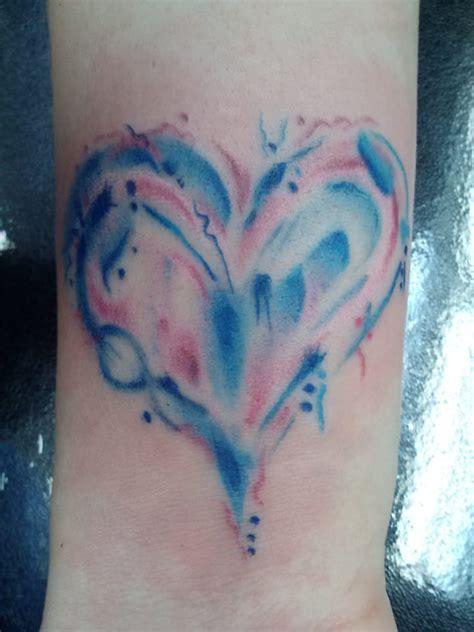 watercolor heart yelp