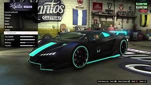 GTA 5 (zentorno)fully custom car /first video - YouTube