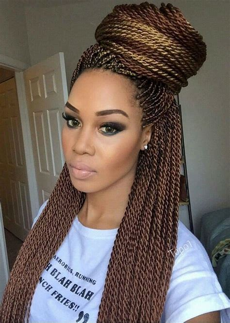 pin  felicia williams  braids  twist curly hair