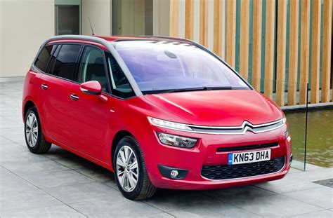 Citroen C4 by New Citro 203 N Grand C4 Picasso Space For Seven